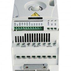 (ACS150-01E-02A4-2) Преобразователь частоты ABB ACS150, P=0.37 кВт Uвх=1Фх220В/Uвых=3Фх220В