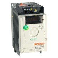 (ATV12H075M2) Преобразователь частоты Schneider Electric ALTIVAR12, P=0.75 кВт, Uвх=1Фх220В/Uвых=3Фх220В