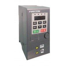 (FR150-2S-0,2B) Преобразователь частоты FR150, P=0.2 кВт, Uвх=1Фх220В/Uвых=3Фх220В, Frecon