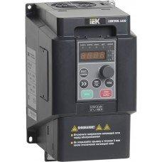 (CNT-L620D33V0075-015TE) Преобразователь частоты IEK CONTROL-L620, P=0,75 кВт, Uвх=3Фх380В/Uвых=3Фх380В