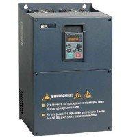 (CNT-L620D33V30-37TE) Преобразователь частоты IEK CONTROL-L620, P=30 кВт, Uвх=3Фх380В/Uвых=3Фх380В
