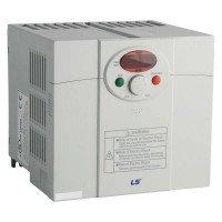 (SV015iC5-1F) Преобразователь частоты LS Industrial System, iC5, P=1,5 кВт, Uвх=1Фх220В/Uвых=3Фх220В