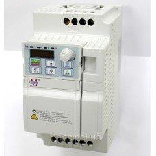 (TAY-1C2.2) Преобразователь частоты TAY-C, P=2.2 кВт, Uвх=1Фх220В/Uвых=3Фх220В, Medel