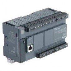 (TM221C40R) ПЛК M221 40 ВХ/ВИХ РЕЛЕ 1RS485, Schneider Electric