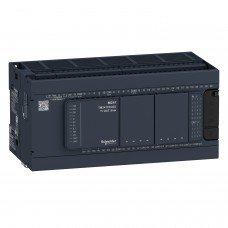 (TM241C40R) ПЛК M241 40 ВХ/ВИХ РЕЛЕ 2RS485, Schneider Electric