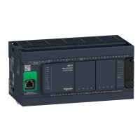 (TM241CE40R) ПЛК M241 40 ВХ/ВИХ РЕЛЕ 2RS485 1ETH, Schneider Electric