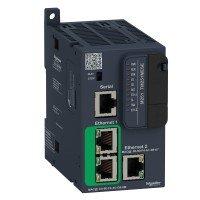 (TM251MESE) ПЛК M251 1RS485 2ETHERNET, Schneider Electric