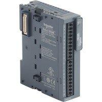 (TM3AM6) Модуль расширения аналогового ввода/вывода для контроллеров серии Modicon M2Х1: 4AI/2AO, Schneider Electric
