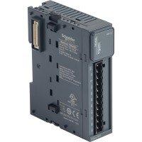(TM3AQ2) Модуль расширения аналогового вывода для контроллеров серии Modicon M2Х1: 2AO, Schneider Electric