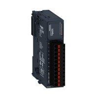 (TM3DI8G) Модуль расширения дискретного ввода для контроллеров серии Modicon M2Х1: 8DI (=24В) Пруж., Schneider Electric