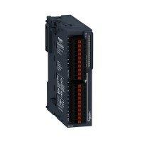 (TM3DQ16RG) Модуль расширения дискретного вывода для контроллеров серии Modicon M2Х1: 16DO (РЕЛЕ) Пруж, Schneider Electric