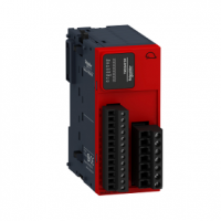 (TM3SAF5R) Модуль расширения безопасности Safety для контроллеров серии Modicon M2Х1, Schneider Electric