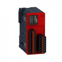 (TM3SAK6RG) Модуль расширения безопасности Cat 4 PL e / SIL CL3 для контроллеров серии Modicon M2ХX Пруж, Schneider Electric