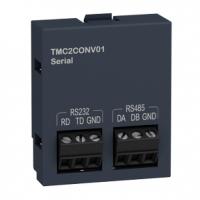 (TMC2CONV01) Картридж расширения 1 RS485 для контроллеров серии Modicon M221, Schneider Electric