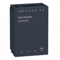 (TMC4PACK01) Картридж расширения аналогового ввода для контроллеров серии Modicon M241: 2AI (4-20МА) ПАК, Schneider Electric
