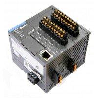 (AS218RX-A) Процессорный модуль серии AS, 18 ВХ/ВЫХ РЕЛЕ, Ethernet, CANopen, Delta Electronics