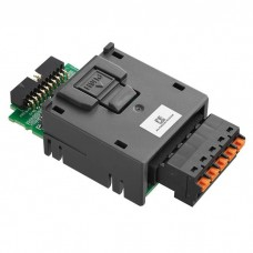 (AS-F485) Дополнительная плата расширения для процессорного модуля AS, 1xRS485, Delta Electronics
