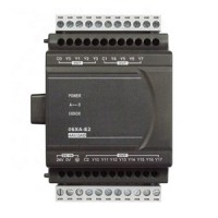(DVP06XA-E2) Модуль расширения аналогового ввода/вывода для контроллеров серии DVP-ES2/EX2: 4AI/2AO, Delta Electronics