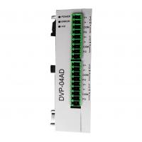 (DVP04AD-S2) Модуль расширения аналогового ввода для контроллеров серии DVP-S**: 4AI, RS-485, Uпит=24В DC, Delta Electronics