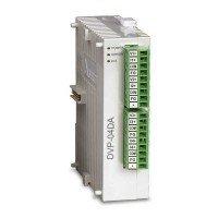 (DVP04DA-SL) Модуль расширения аналоговых выходов для контроллеров серии DVP-S**, 4 выхода, Delta Electronics