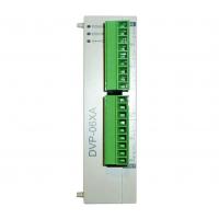 (DVP06XA-S) Модуль расширения аналогового ввода/вывода для контроллеров серии DVP-S**: 4AI/2AO, RS-485, Uпит=24В DC, Delta Electronics