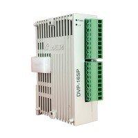 (DVP16SP11R) Модуль расширения дискретных входов/выходов для контроллеров серии DVP-S**: 8DI/8DO (РЕЛЕ), Uпит=24В DC, Delta Electronics