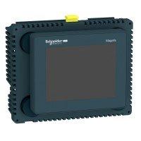 (HMISCU6A5) SE Magelis SCU контроллер с панелью 3,5' с дискретными 16 входами/10 выходами, Schneider Electric