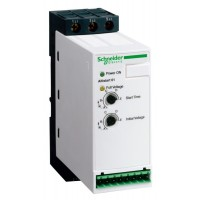 (ATS01N125FT) Устройство плавного пуска Altistart 01, P=2,2 кВт, Uвх=1Фх220В или  P=11 кВт, Uвх=3Фх380В, Schneider Electric