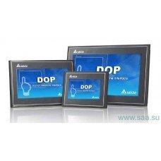 """(DOP-110CS) Панель оператора графическая ,TFT дисплей 10.1 """"(1024 x 600 пикс.), 65536 цветов, Delta Electronics"""