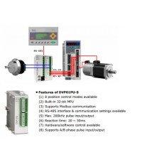 (DVP01PU-S) Модуль расширения позиционирования (1 shift) для контроллеров серии DVP-S**, max pulse: 200KPPS , Uпит=24В DC, Delta Electronics