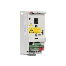 (ACS310-01E-02A4-2) Преобразователь частоты ABB ACS310, P=0.37 кВт Uвх=1Фх220В/Uвых=3Фх220В