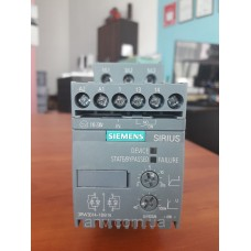 (3RW3016-1BB14) Устройство плавного пуска 3RW30, P=4,5 кВт, Uвх=3Фх380В, Siemens